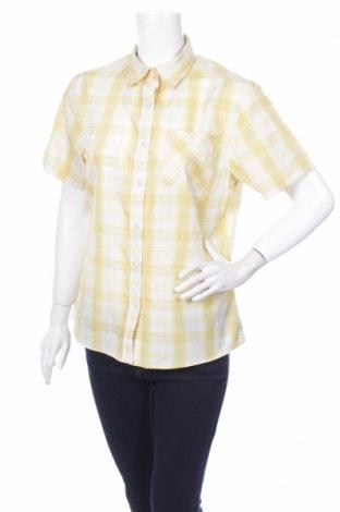 Дамска риза Trevolution, Размер L, Цвят Жълт, Полиестер, Цена 3,75лв.