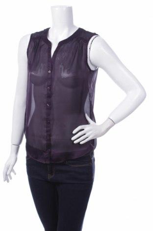 Дамска риза Tom Tailor, Размер S, Цвят Лилав, Цена 8,00лв.