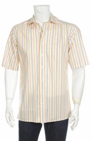 Мъжка риза Olymp, Размер M, Цвят Многоцветен, 100% памук, Цена 3,00лв.