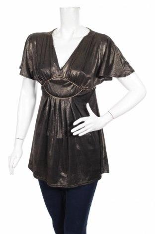 Γυναικεία μπλούζα Floyd By Smith, Μέγεθος M, Χρώμα Μαύρο, 95% πολυεστέρας, 5% ελαστάνη, Τιμή 2,48€