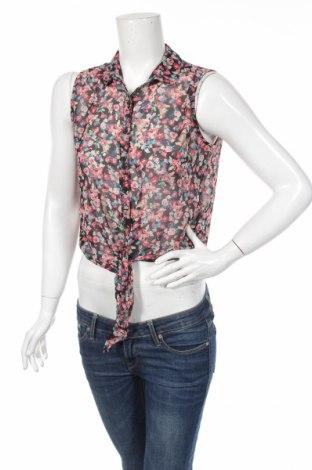 Γυναικείο πουκάμισο Fb Sister, Μέγεθος XS, Χρώμα Πολύχρωμο, Τιμή 3,27€