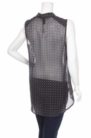 Γυναικείο πουκάμισο H&M, Μέγεθος M, Χρώμα Μαύρο, Πολυεστέρας, Τιμή 9,28€