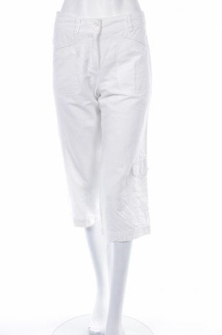 Дамски панталон Olsen, Размер XS, Цвят Бял, Цена 9,54лв.