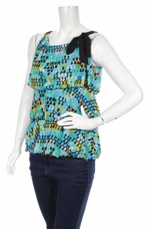 Γυναικείο αμάνικο μπλουζάκι Style & Co, Μέγεθος S, Χρώμα Πολύχρωμο, Πολυαμίδη, Τιμή 3,25€