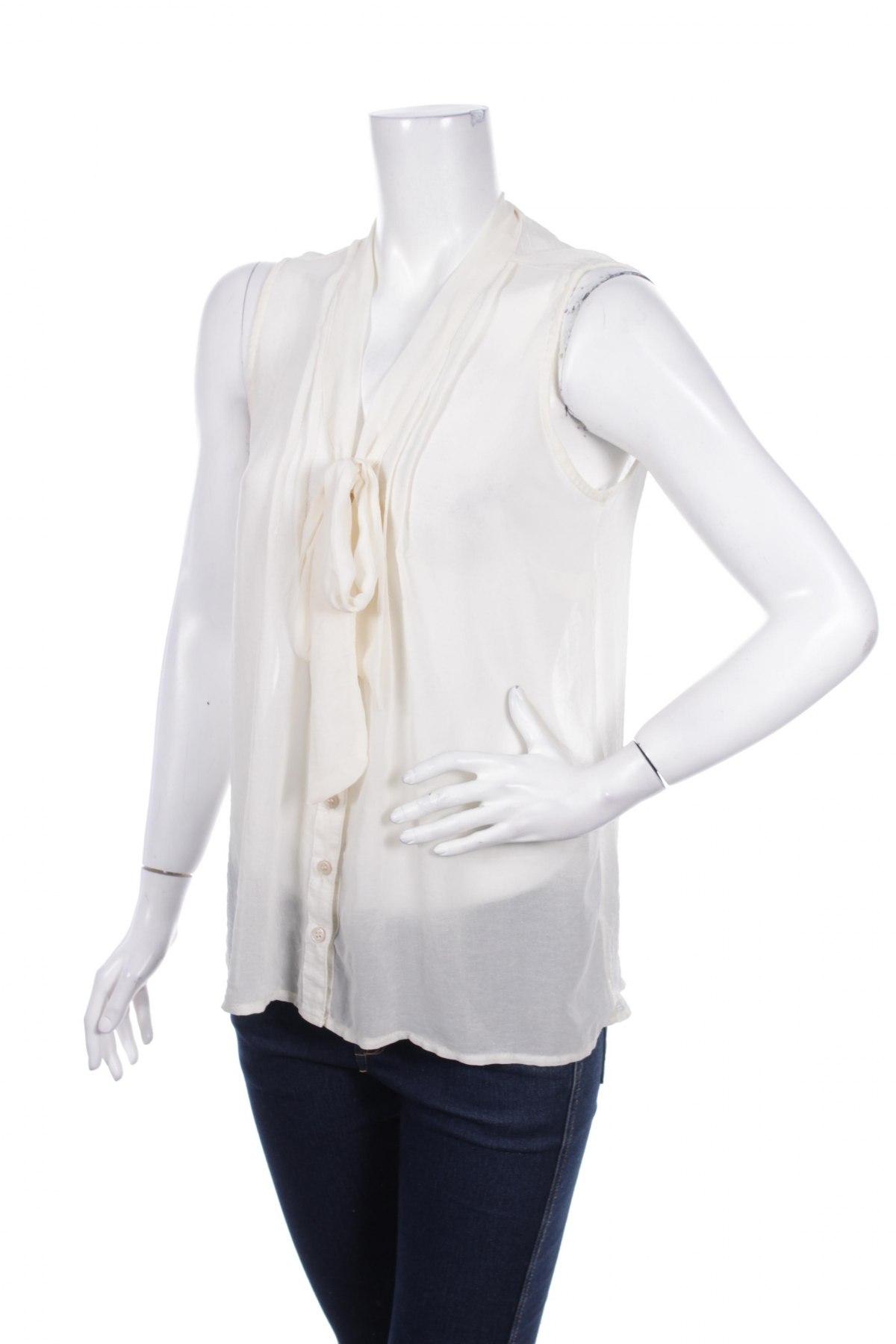 Γυναικείο πουκάμισο Atmosphere, Μέγεθος M, Χρώμα Εκρού, Τιμή 8,66€
