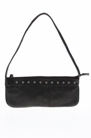 Γυναικεία τσάντα, Χρώμα Μαύρο, Δερματίνη, Τιμή 19,18€