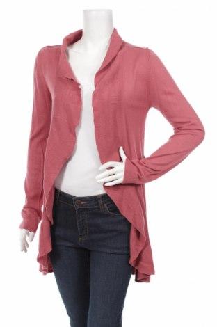 Дамска жилетка Ajc, Размер S, Цвят Розов, 501% памук, 50% полиакрил, Цена 5,75лв.