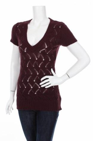 Дамски пуловер Yessica, Размер S, Цвят Червен, Цена 7,02лв.