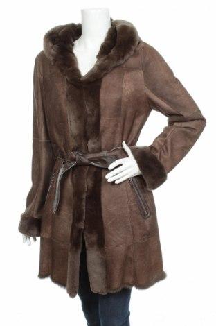 Дамско кожено палто Basler