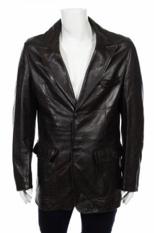Мъжко кожено сако Prada
