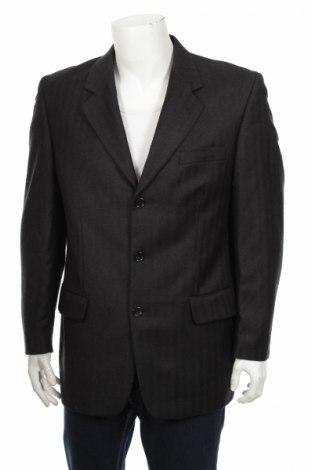 Ανδρικό σακάκι Barisal, Μέγεθος L, Χρώμα Μαύρο, Μαλλί, Τιμή 4,36€
