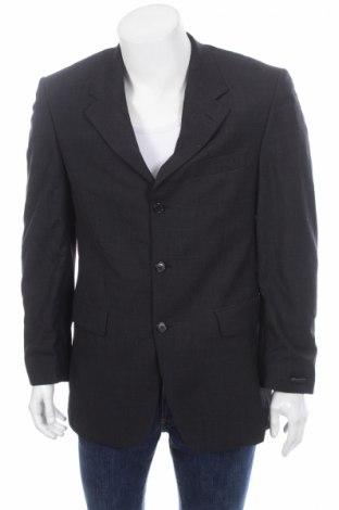 Ανδρικό σακάκι Frans Molenaar, Μέγεθος M, Χρώμα Γκρί, 94% μαλλί, 4% πολυαμίδη, 2% ελαστάνη, Τιμή 5,41€