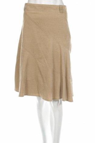 Φούστα Judy Brown, Μέγεθος L, Χρώμα  Μπέζ, Τιμή 6,19€