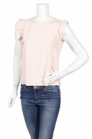 Дамска блуза Ada Gatti, Размер S, Цвят Розов, 96% полиестер, 4% еластан, Цена 14,35лв.