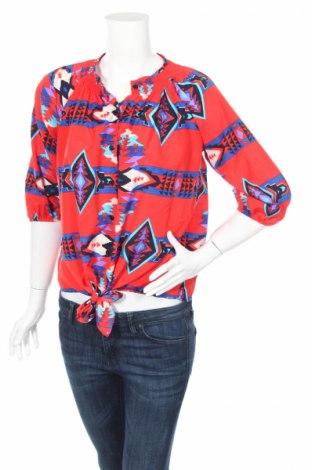Γυναικείο πουκάμισο Aqua