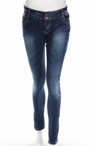 Damskie jeansy Vert De Rage