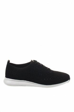 Дамски обувки Cole Haan, Размер 35, Цвят Черен, Текстил, естествена кожа, Цена 103,35лв.