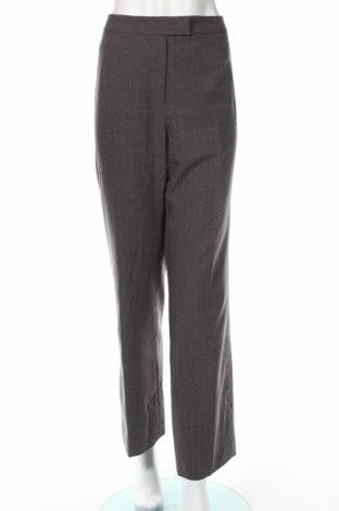 Дамски панталон Jones Wear, Размер L, Цвят Сив, 99% полиестер, 1% други тъкани, Цена 55,58лв.