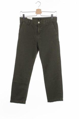 Γυναικείο παντελόνι Pepe Jeans, Μέγεθος S, Χρώμα Πράσινο, Βαμβάκι, Τιμή 15,67€