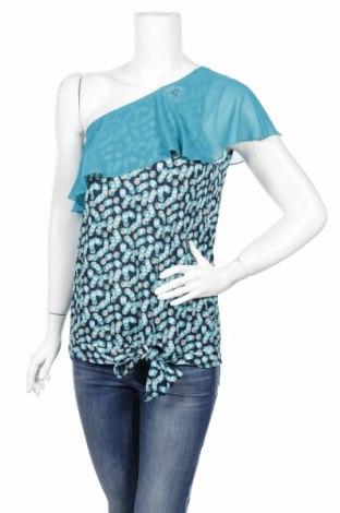 Γυναικείο αμάνικο μπλουζάκι La Mode Est A Vous, Μέγεθος S, Χρώμα Πολύχρωμο, 100% πολυεστέρας, Τιμή 4,33€