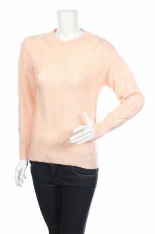 Dámský svetr Frnch, Rozměr S, Barva Růžová, 66%acryl, 34% polyester, Cena  209,00Kč