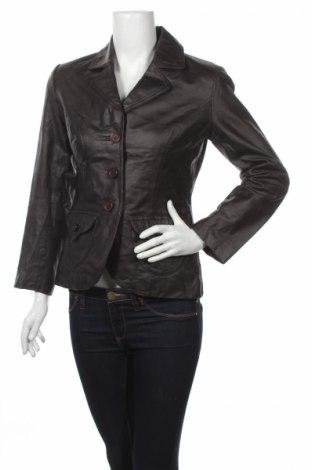 Дамско кожено сако Fashion And Style