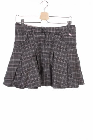 Детска пола H&M L.o.g.g, Размер 14-15y/ 168-170 см, Цвят Сив, 98% памук, 2% еластан, Цена 5,50лв.