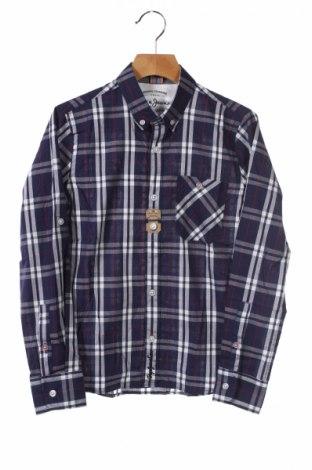Детска риза Pepe Jeans, Размер 7-8y/ 128-134 см, Цвят Многоцветен, Памук, Цена 20,47лв.