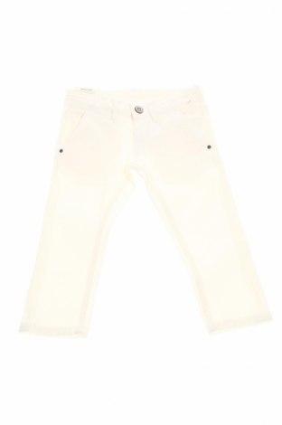 Παιδικά τζίν Pepe Jeans, Μέγεθος 2-3y/ 98-104 εκ., Χρώμα Λευκό, 98% βαμβάκι, 2% ελαστάνη, Τιμή 19,95€