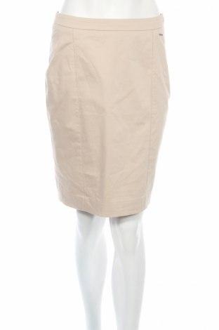 Пола Claudia Strater, Размер S, Цвят Бежов, 98% памук, 2% еластан, Цена 13,37лв.