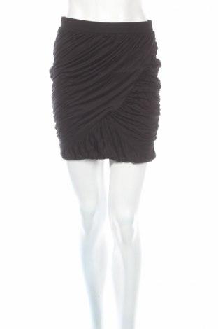 Пола H&M, Размер S, Цвят Черен, 100% вискоза, Цена 5,60лв.