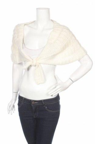 Πόντσο Xanaka, Μέγεθος M, Χρώμα Λευκό, Ακρυλικό, Τιμή 15,99€