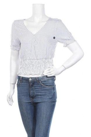 Γυναικεία μπλούζα Abercrombie Kids, Μέγεθος M, Χρώμα Λευκό, Βισκόζη, Τιμή 7,83€