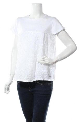 Γυναικεία μπλούζα Belly Button, Μέγεθος M, Χρώμα Λευκό, Βαμβάκι, Τιμή 10,82€