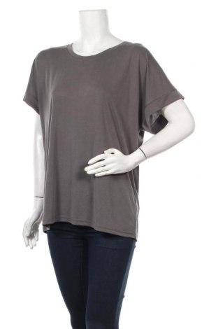 Дамска блуза Culture, Размер L, Цвят Сив, 70% модал, 30% полиестер, Цена 12,92лв.