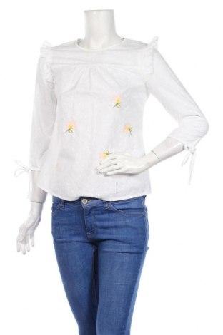Γυναικεία μπλούζα Dorothy Perkins, Μέγεθος S, Χρώμα Λευκό, Βαμβάκι, Τιμή 14,74€
