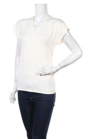 Дамска блуза Envie De Fraise, Размер S, Цвят Екрю, 97% вискоза, 3% еластан, Цена 28,08лв.