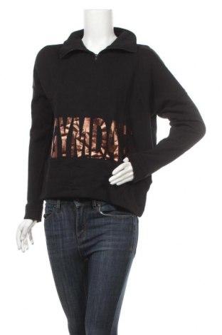 Дамска блуза Even&Odd, Размер L, Цвят Черен, 100% памук, Цена 21,84лв.