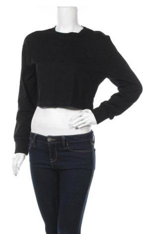 Дамска блуза Even&Odd, Размер S, Цвят Черен, Памук, Цена 27,00лв.