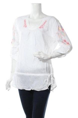 Γυναικεία μπλούζα Fire + Ice By Bogner, Μέγεθος XL, Χρώμα Λευκό, Βαμβάκι, Τιμή 38,27€