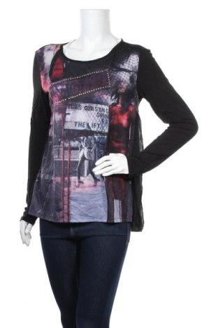 Γυναικεία μπλούζα Gaudi, Μέγεθος M, Χρώμα Πολύχρωμο, Τιμή 24,55€