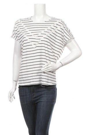 Γυναικεία μπλούζα Jacqueline De Yong, Μέγεθος M, Χρώμα Λευκό, 80% πολυεστέρας, 15% βισκόζη, 5% ελαστάνη, Τιμή 8,25€