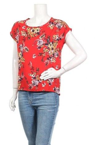 Дамска блуза Jacqueline Riu, Размер XS, Цвят Червен, Полиестер, Цена 9,12лв.