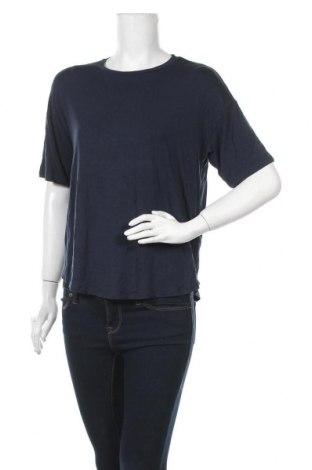 Дамска блуза MSCH, Размер S, Цвят Син, 94% вискоза, 6% еластан, Цена 10,56лв.
