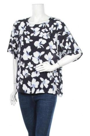Дамска блуза Mbym, Размер L, Цвят Син, Вискоза, Цена 41,30лв.