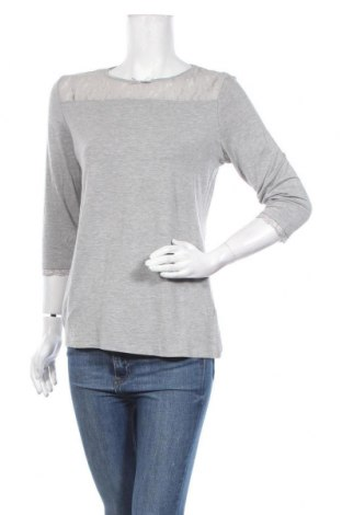 Дамска блуза Michele Boyard, Размер L, Цвят Сив, 92% вискоза, 8% еластан, Цена 23,10лв.