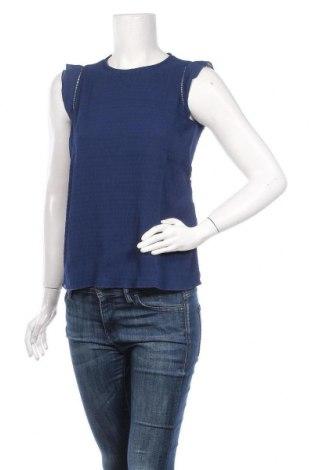 Γυναικεία μπλούζα Mint & Berry, Μέγεθος XS, Χρώμα Μπλέ, Πολυεστέρας, Τιμή 6,43€