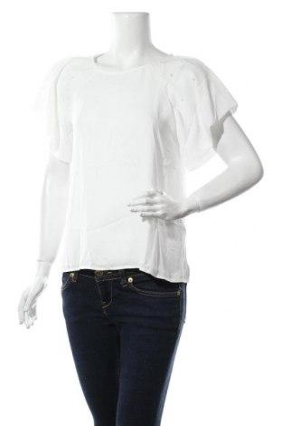 Γυναικεία μπλούζα Mint & Berry, Μέγεθος S, Χρώμα Λευκό, Πολυεστέρας, Τιμή 5,32€