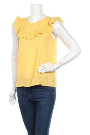 Γυναικεία μπλούζα Mint & Berry, Μέγεθος M, Χρώμα Κίτρινο, Πολυεστέρας, Τιμή 6,43€