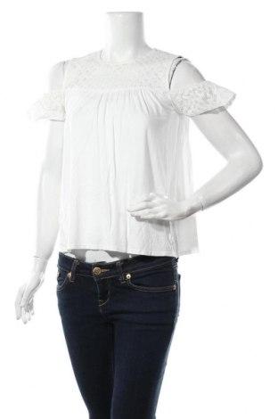 Дамска блуза New Look, Размер S, Цвят Бял, 74% памук, 26% полиамид, Цена 14,00лв.